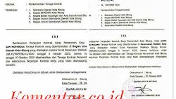 VIRAL 'PEMECATAN' 2 THL. NETIZEN: THL OM PAMBAE DIDUGA UNTUK KAMPANYE HITAM