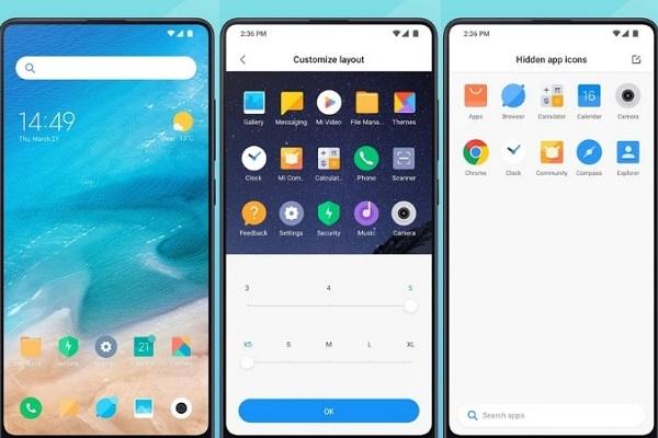 Mint - Ο νέος launcher της Xiaomi είναι διαθέσιμος για όλους