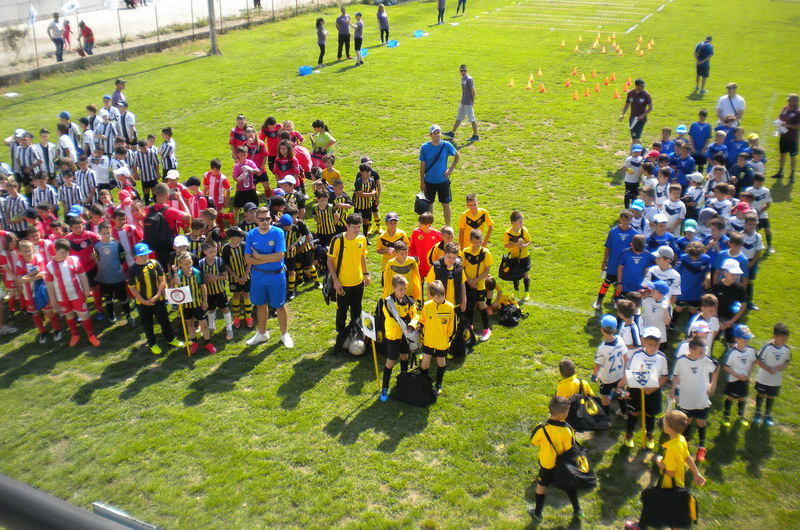 Αλεξανδρούπολη: Με επιτυχία το 7ο Εαρινό Φεστιβάλ Παιδικού Ποδοσφαίρου