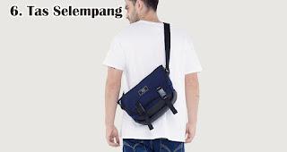 Tas Selempang / Postman Bag cocok untuk dijadikan souvenir