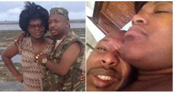 LOL! You should see GORDON OPIYO's post on MIKE SONKO after he