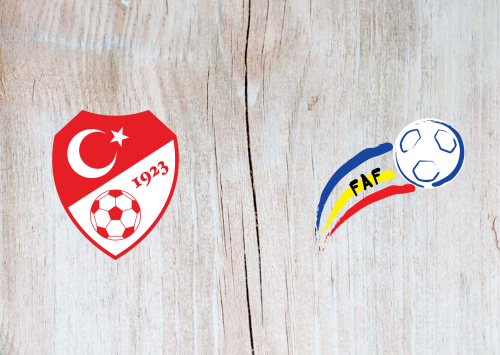 Turkey vs Andorra - Highlights 7 September 2019
