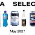 Soda Selector: May 2021