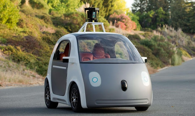 Google Self Driven Car