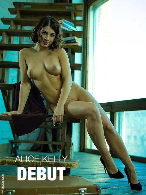 [FEdf] Alice Kelly - Debut - idols