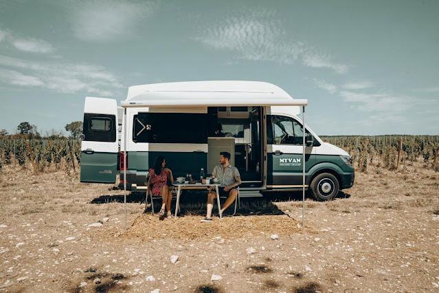 【大叔生活】2021 又是六天五夜的環島小筆記 (上卷) - 行程內容若不想太走跳,露營車可以幫忙省下些住宿費用