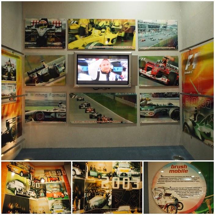 Muzium Automobil Nasional - Seperti Kembali Ke Masa Silam!