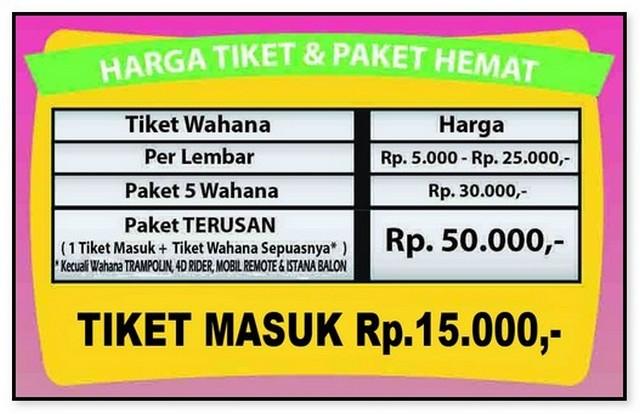 Biaya Liburan Ke Surabaya: Taman Hiburan Rakyat Surabaya
