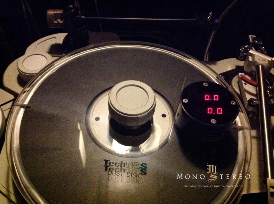 Mono and Stereo High End Audio Magazine: TechDas Air Force