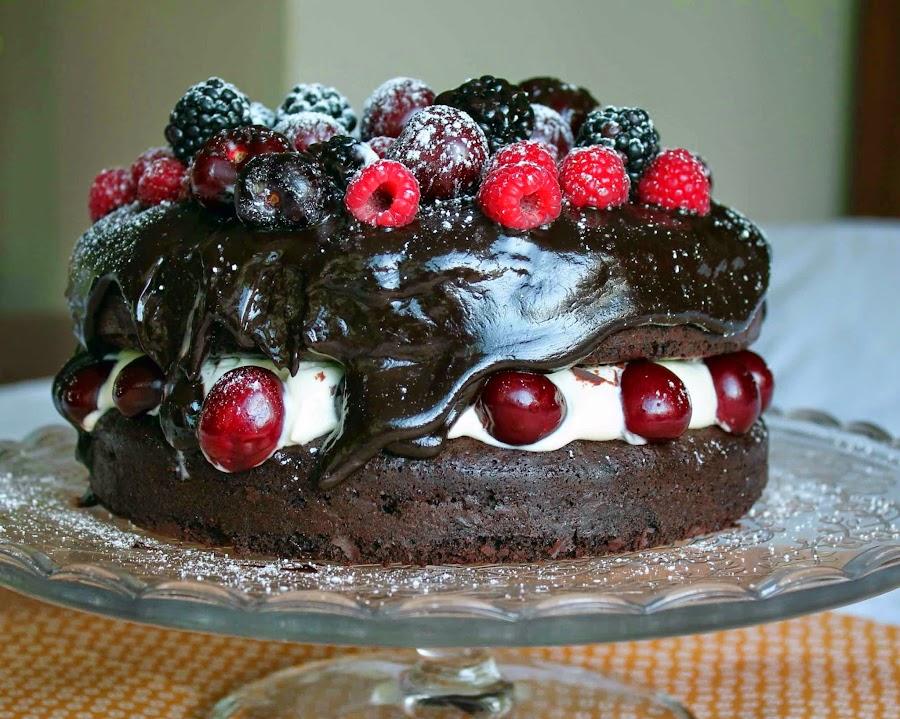 Black forest_Receta black forest_Receta bizcocho chocolate_Receta ganache chocolate_Receta crema mascarpone