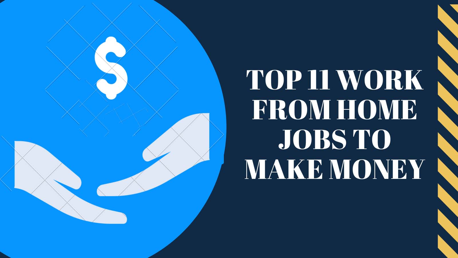 11 Work From Home Jobs That Pays Well