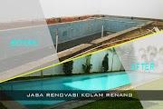 Renovasi Kolam Renang Bapak Hadiman di Cikokol