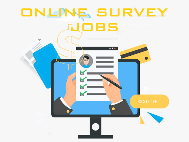 Makt Money with Online Surveys.