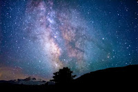 Cosmos Rocky Mountains - Photo by Jeremy Thomas on Unsplash