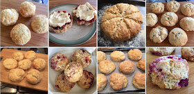 8 types of scone