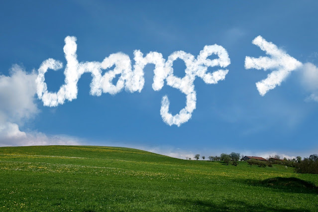 How to make changes in our life?