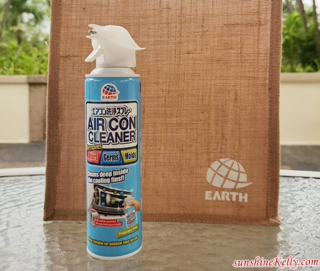 Earth Home Malaysia, NATUCAIR Fabric Spray, NATUCAIR Mosquito Repellent Air Freshener Gel, ARS Hoy Hoy Trap-A-Roach, ARS White Cap Natural Cockroach Bait,  ARS Rat Glue Trap, EARTH Air-Con Cleaner Spray, home care, household product, lifestyle