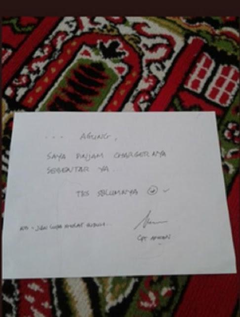 Sriwijaya Air Jatuh, Ini Isi Pesan Menyentuh Kapten Afwan: Jangan Lupakan Sholat!