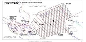 Setelah FIR Kepulauan Riau-Natuna Diambilalih Indonesia, ICAO: Bagaimana Dengan Singapura?