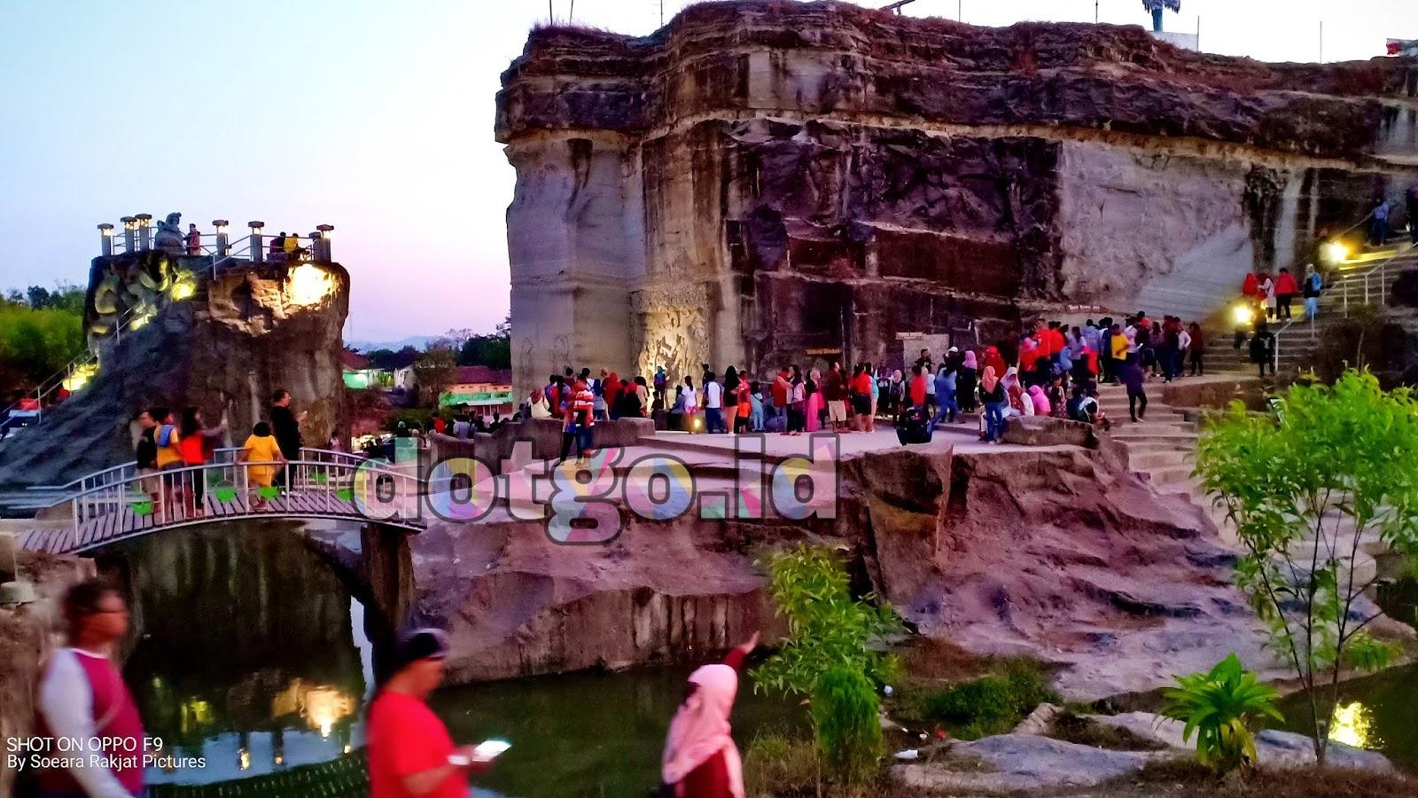 Tebing Breksi Wisata Yogyakarta Dengan Pemandangan Indah ...