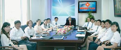 Đội ngũ nhân viên của Xuân Mai Corp