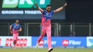 RR vs DC 7th Match IPL 2021 Highlights