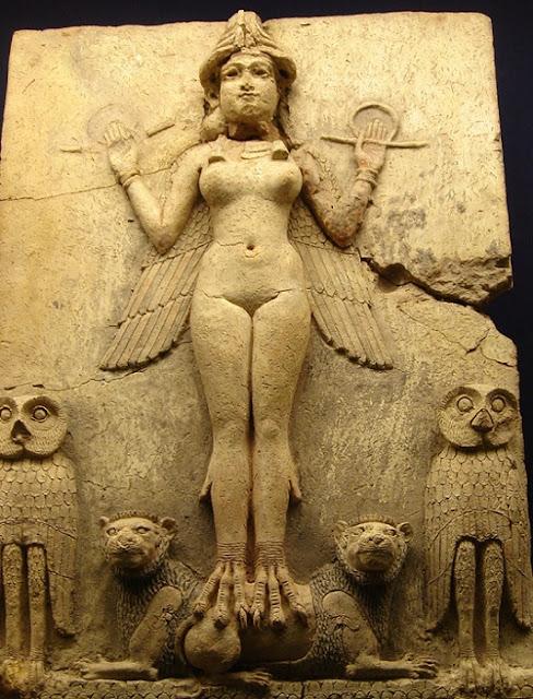 Ishtar é a deusa da fertilidade
