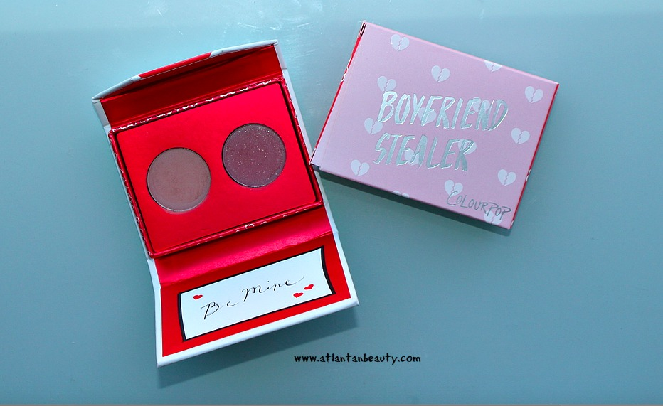 ColourPop Boyfriend Stealer Eyeshadow Duo