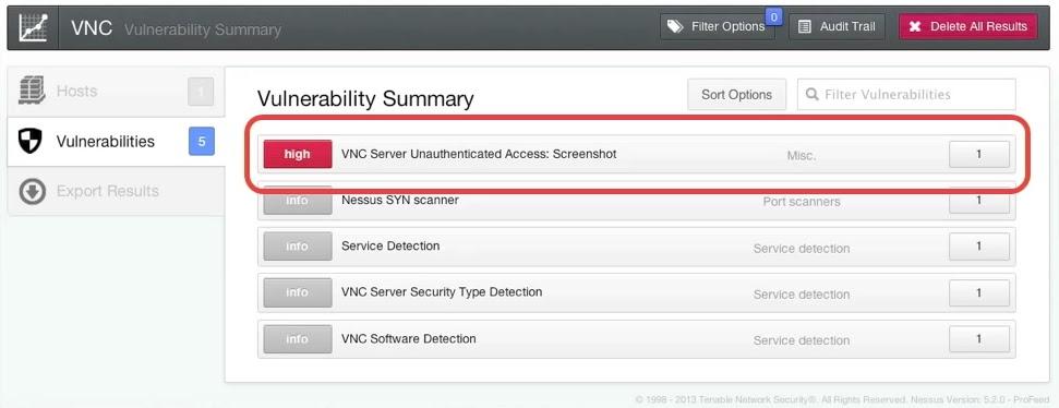 nessus 5.2] nessus vulnerability scanner - kitploit - pentest ...