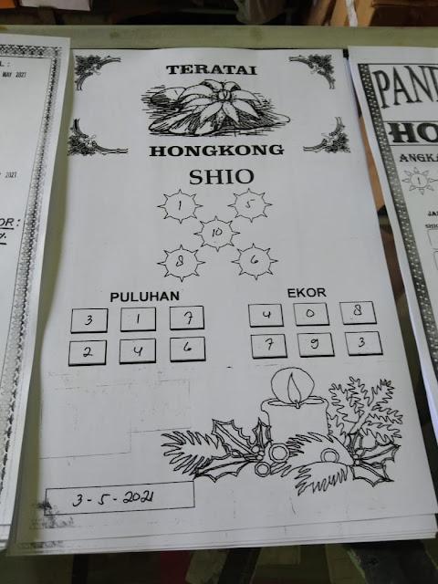 hongkong senin