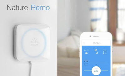 Nature Remo universal smart controller for Ac