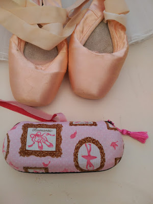 costurero, sewing case, mini couture set, ballet