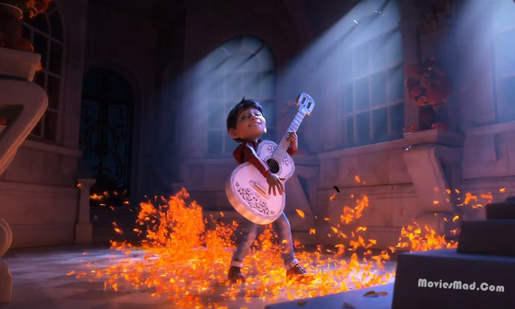 First Look of Coco 2017 Film