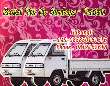 Rental Pick Up Zebra Surabaya-Pacitan