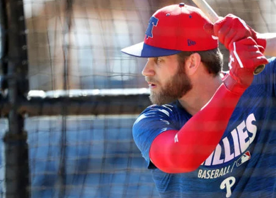 Bryce Harper and the Phillies