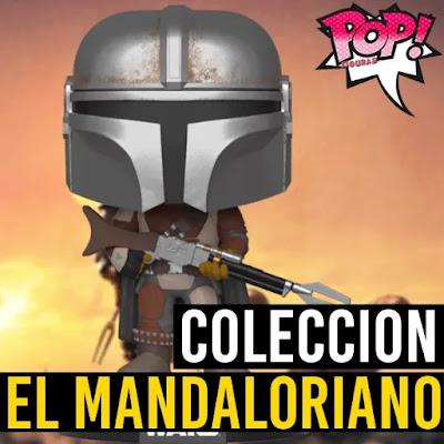 Lista de figuras Funko POP El Mandaloriano