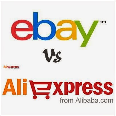 EBAY VS ALIEXPRESS
