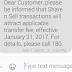 Sad News! MTN To Start Charging Customers For Share And Sell Service