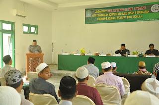 Guru Madrasah Ujung Tombak Syariat Islam di Aceh