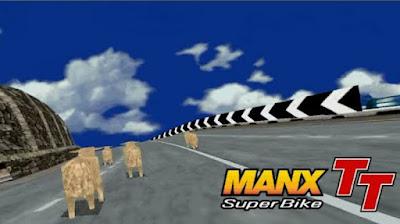 Cheat Mode Kambing (Manx TT Super Bike)