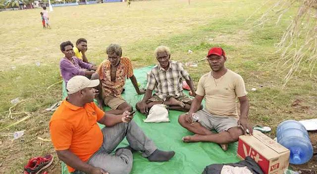 Pemilik Ulayat Pasang Sasi di Lapangan Jawa, Yonathan: Kami Minta Ganti Rugi 17 Miliar