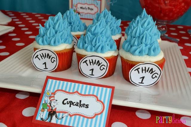thing 1 cupcakes