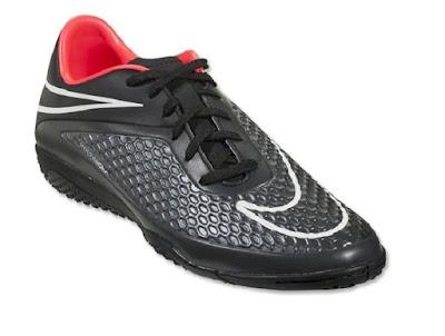 Nike Hypervenom Phelon IC Black