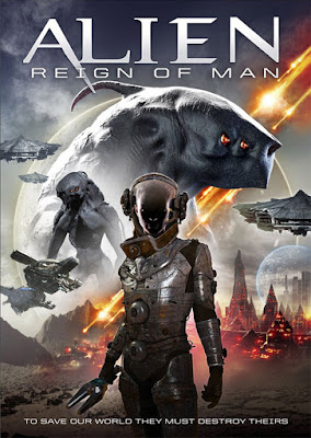 Alien Reign of Man (2017) Dual Audio [Hindi – Eng] 720p WEBRip ESub x265 HEVC 480Mb