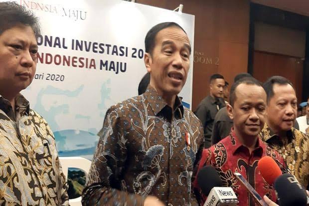 Jokowi Kaget Investasi Rp708 Triliun Tahun Lalu Mangkrak