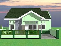 Rumah dari Sisi Arsitektur dan Fengshui