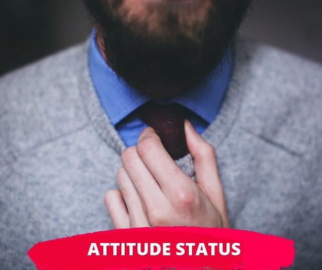 WhatsApp Attitude Status, Fb Status English