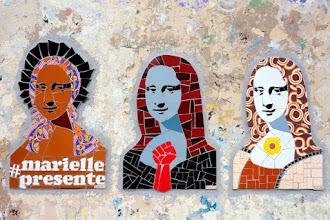 Sunday Street Art : Silvia Marcon - rue des Francs-Bourgeois - Paris 4