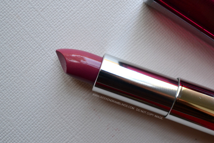Maybelline Party Pink Party Pink is opaque and
