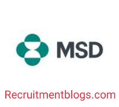 Customer Representative - Diabetes - Kaliobya At MSD
